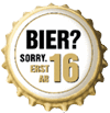 Bier erst am 16